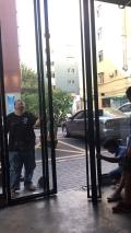 白石洲酒店联网门禁安装 玻璃门维修