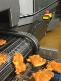 关西耐高温网带的使用环境取决于不锈钢线材