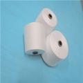优质 环锭纺精梳棉粘竹节纱JC60 R40 26支