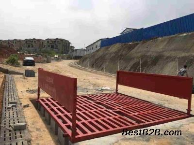 宜春市工地洗车槽设备厂家工程洗车机