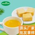 冻干芒果块 一块芒果零食冲泡芒果茶 冻干食品