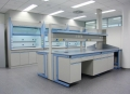 云南物理钢木中央实验台 全钢实验台