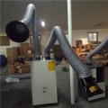 上海焊接烟尘净化器机身结构一体化设计