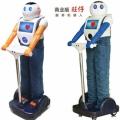 未来天使机器人旺仔R2商业版迎宾说辞人脸识别寻声源