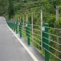 钢丝绳护栏A钢丝绳护栏厂家A钢丝绳护栏效果图