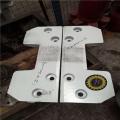 张家口150S020104舌板组件 刮板机配件
