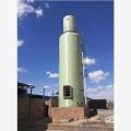绍兴锅炉脱硫除尘器改造安装