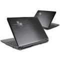 杭州神舟笔记本电脑开机键盘灯亮着无法显示维修点