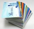 pvc卡制作 充值卡 积分卡 会员卡 人像卡定制